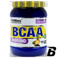 FitMax BCAA Immuno - 600g