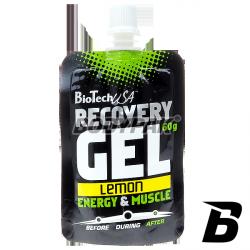BioTech Recovery Gel - 60g