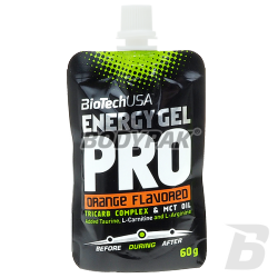BioTech Energy Gel Professional - 60g