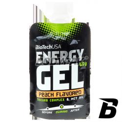 BioTech Energy Gel - 60g