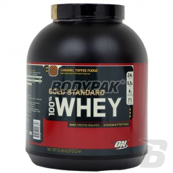 Optimum Nutrition 100% Whey Gold Standard - 2270g