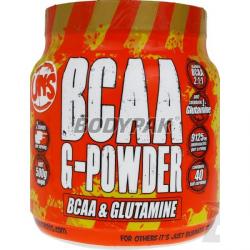 UNS BCAA G-Powder - 500g